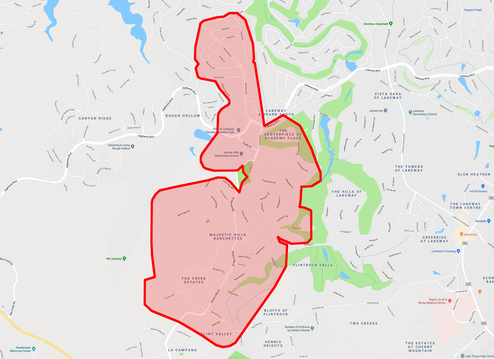 Scheduled Power Interruption July 11 In Lakeway Area Pedernales