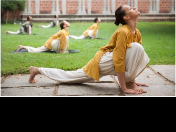 Apr 25 Surya Kriya Fire Up The Sun Within Isha Hatha Yoga Nextdoor
