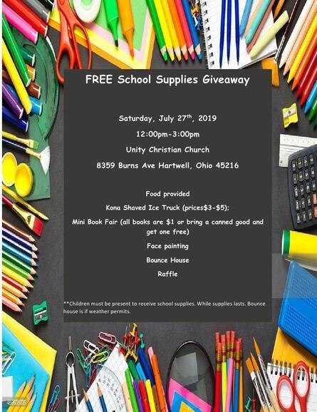 Jul 27 · FREE SCHOOL SUPPLIES GIVEAWAY — Nextdoor