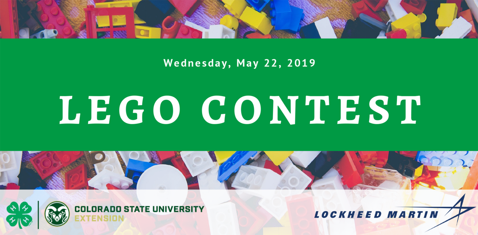 LEGO CONTEST for 4th-6th graders (Arapahoe County) &mdash
