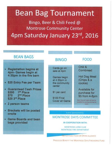 Phenomenal Jan 23 Beanbag And Bingo Event Nextdoor Machost Co Dining Chair Design Ideas Machostcouk