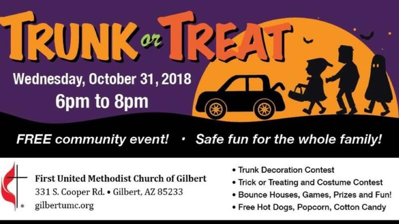 Oct 31 Trunk Or Treat Nextdoor