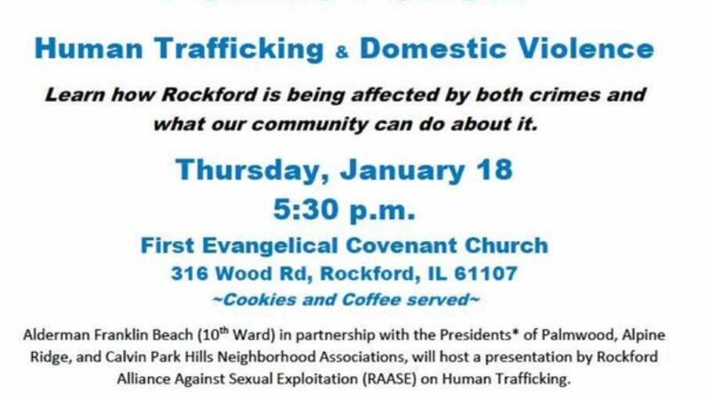 Rockford alliance against sexual exploitation