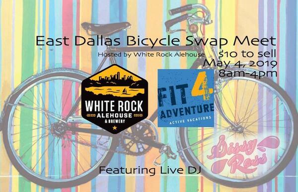 May 4 · 2019 East Dallas Bicycle Swap Meet — Nextdoor