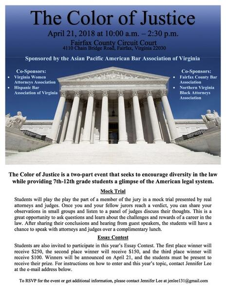 Apr 21 The Color Of Justice Program Nextdoor