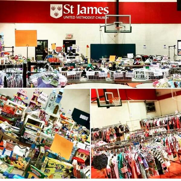 57ff4512 Sep 13 · St. James UMC Fall/Winter Kids Consignment Sale ...
