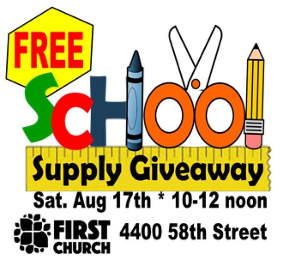 Aug 17 · Free School Supplies and Donuts — Nextdoor