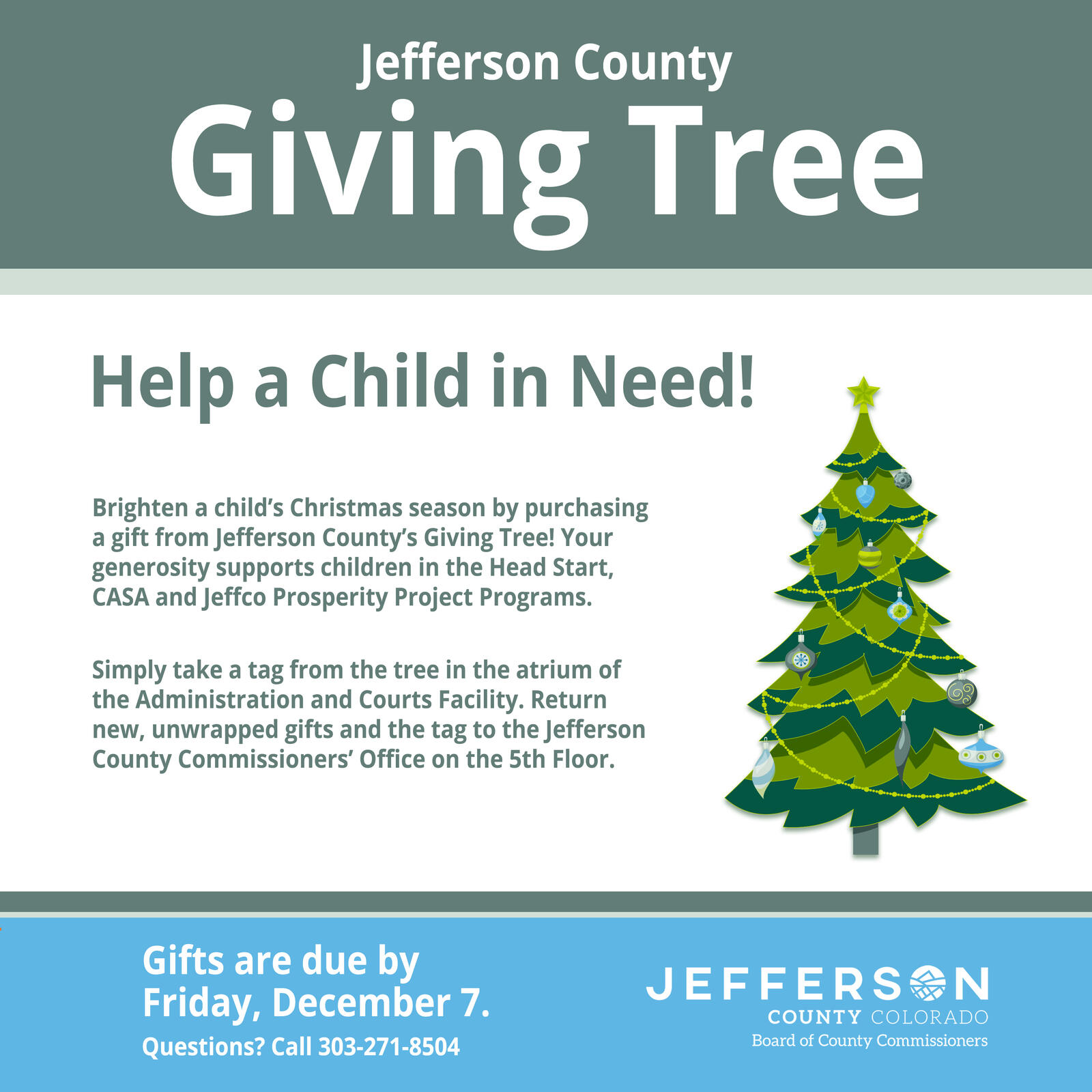 Update: Help a Child in Need with Jefferson County\'s Giving Tree ...