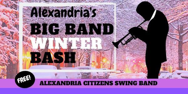 Feb 23 · Alexandria's BIG BAND Winter Bash | FREE — Nextdoor