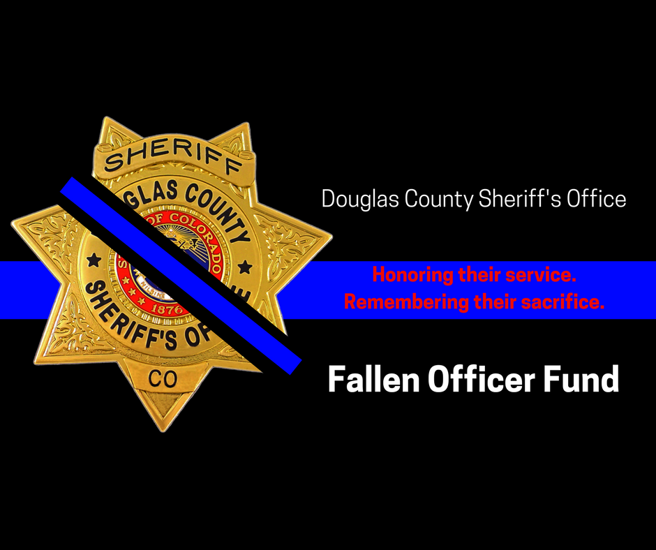 Fundraisers Supporting The Douglas County Fallen Officer Fund