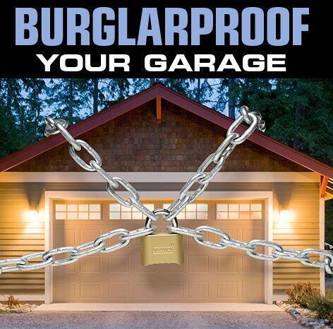 Crime Trend - Open Garage Doors (Plano Police Department