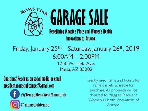 Jan 25 · Multi Family Yard Sale — Nextdoor