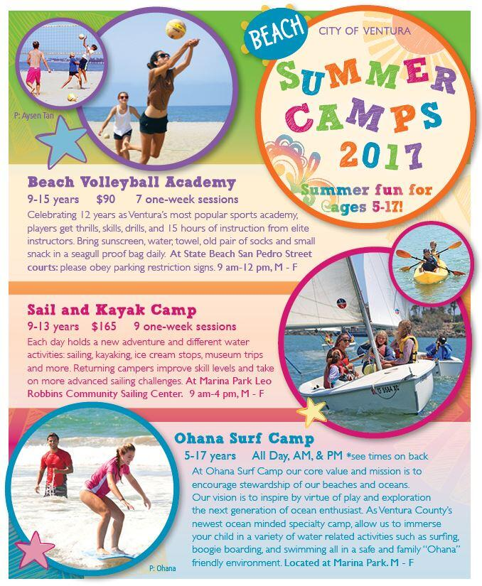 Families, it's time to plan your children's summer fun! Sign