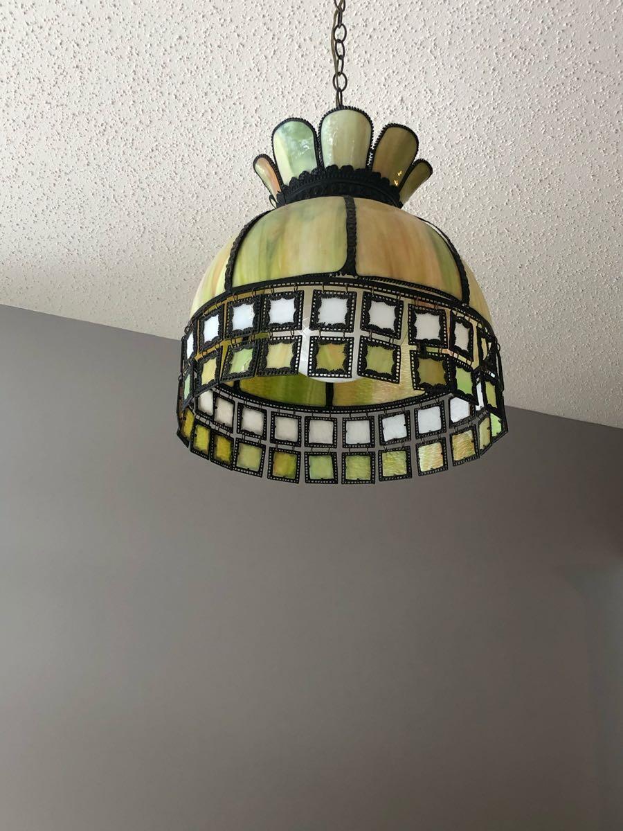 Free Tiffany Style Ceiling Light Nextdoor