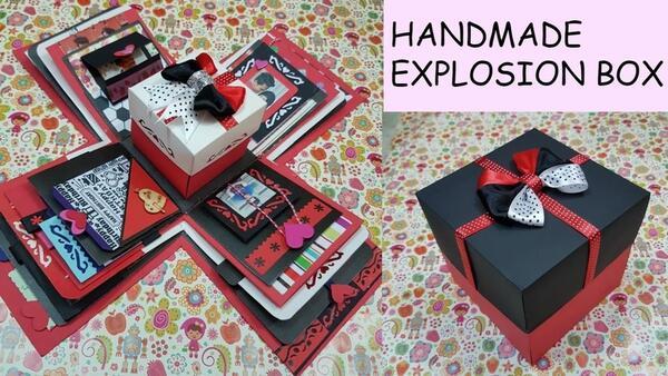 Jan 27 Valentine Or Birthday Explosion Box Class Nextdoor