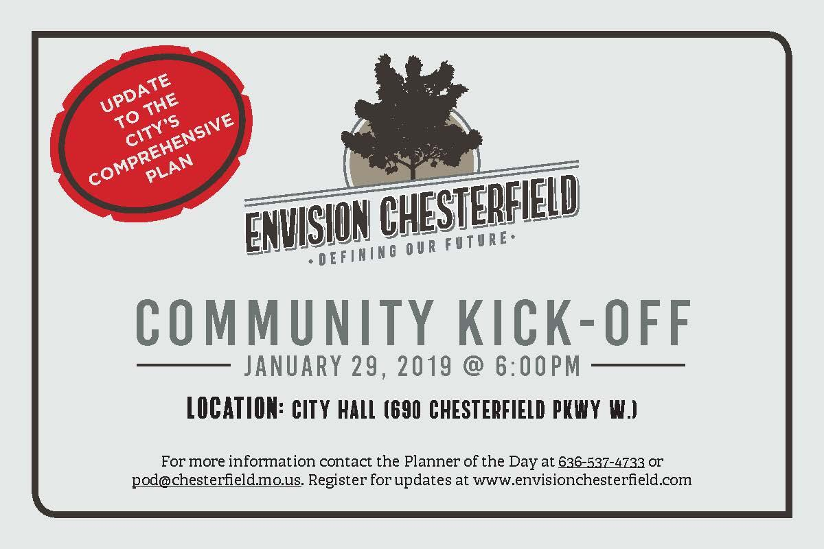 Jan 29 Envision Chesterfield Comprehensive Land Use Plan