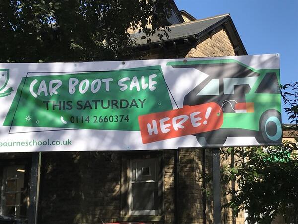 23 Jun 2018 Car Boot Broomhill Festival Nextdoor