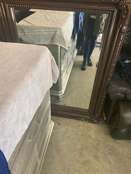5000 King Size Cherrywood Bedroom Set Nextdoor