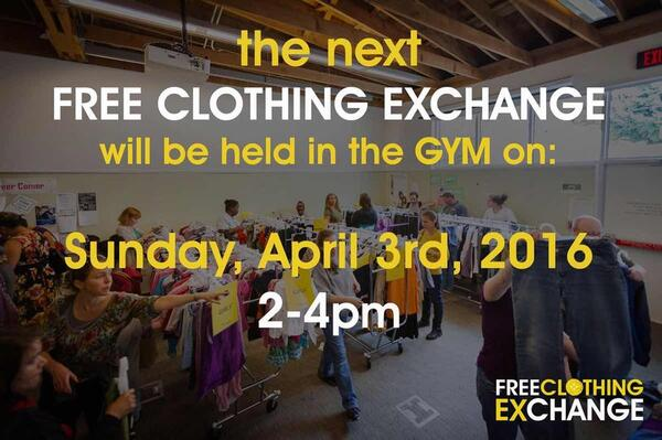 Apr 3 · Free Clothing Exchange — Nextdoor