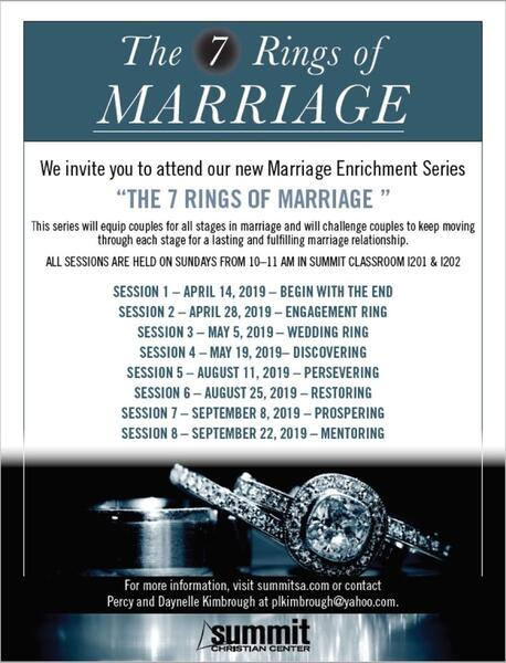 Apr 28 · FREE Marriage Enrichment Series! — Nextdoor