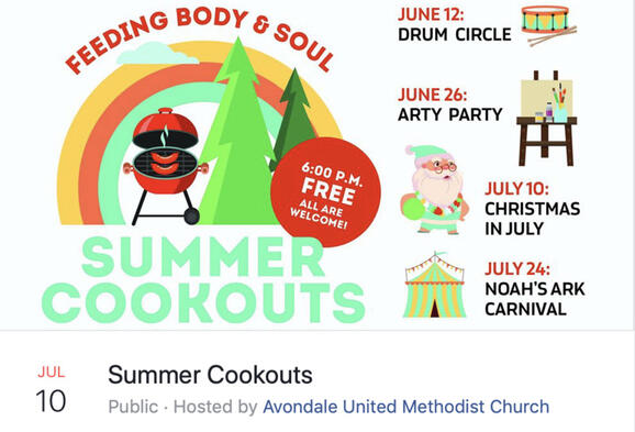 Christmas In July Clipart Free.Jul 10 Christmas In July Cook Out Nextdoor