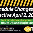 SolTrans Service Improvements (City of Vallejo) &mdash
