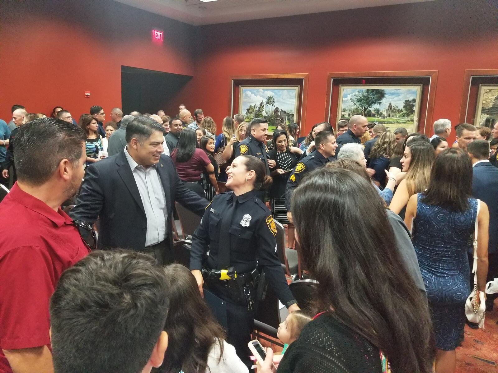Promotion!! (San Antonio Police Department) &mdash