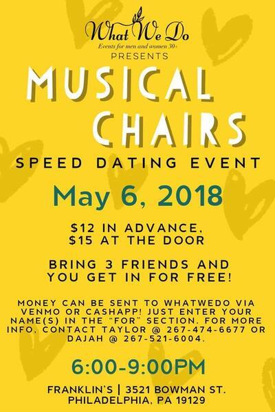 free speed dating in philadelphia pa