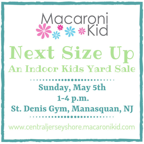 May 5 · Kids Indoor Yard Sale--Sell your used clothes & toys