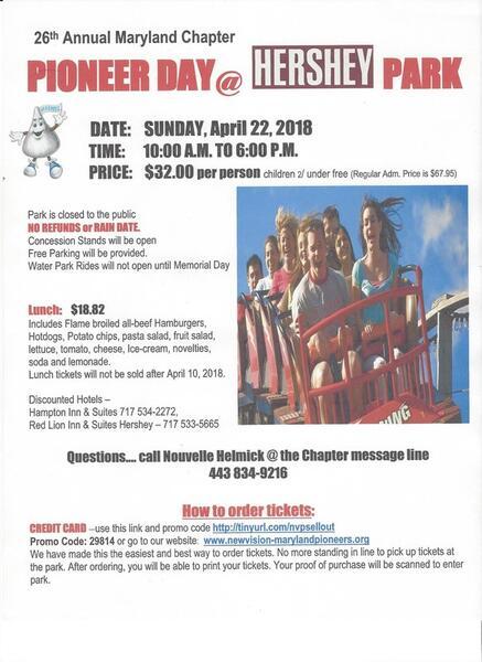 Apr 22 Hershey Park Tickets Nextdoor