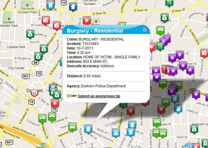 Community Crime Map (San Antonio Police Department) &mdash