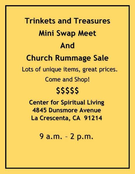 Jun 1 · Mini Swap Meet and Church Rummage Sale — Nextdoor