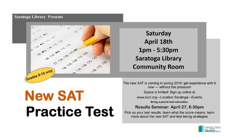 Apr 18 · New SAT Practice Test — Nextdoor