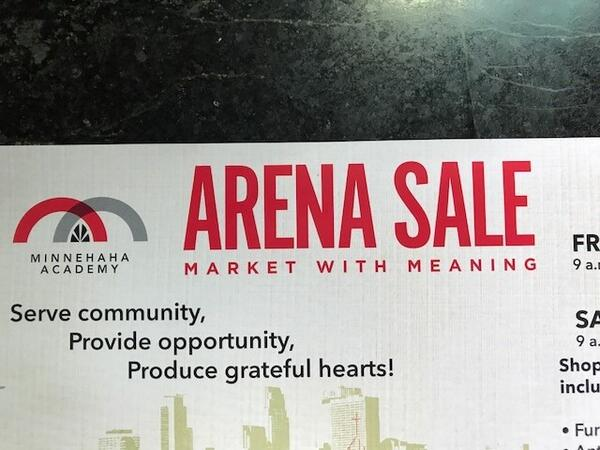 690f8302c6a Sep 15 · Minnehaha Academy Arena Sale - Sept 15-16 — Nextdoor
