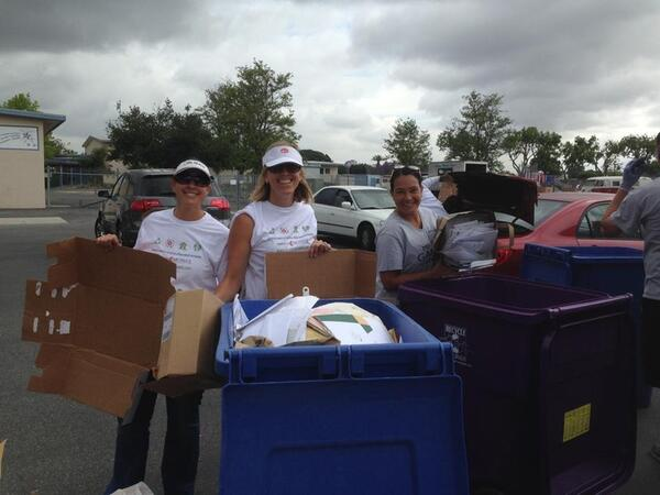 6af3fd538b9 Free On-site Document Shredding and E-Waste Collection - Minnie Gant  Elementary School