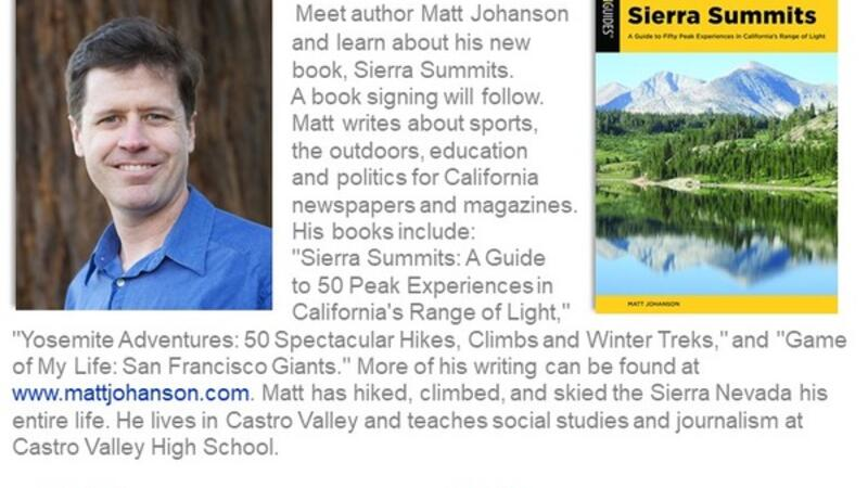 Regional Hiking Ser.: Sierra Summits : A Guide to Fifty