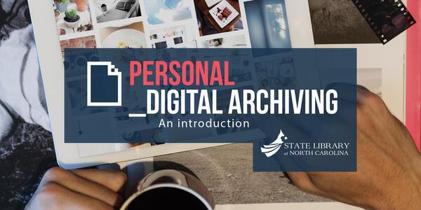 Jun 13 · Personal Digital Archiving: An Introduction (June