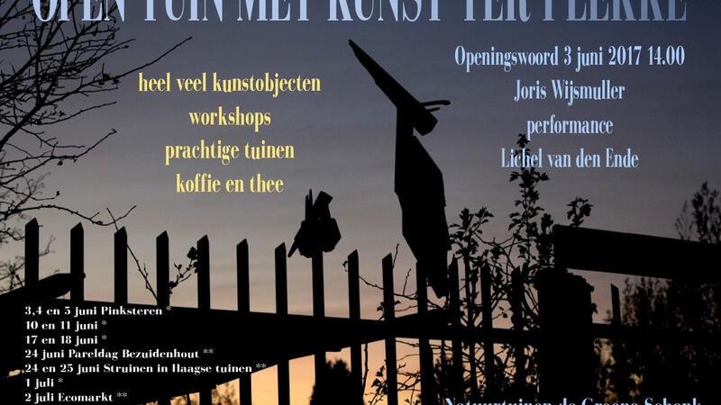 Kunstobjecten Voor Tuin : Jun · open tuin met kunst ter plekke opening u nextdoor