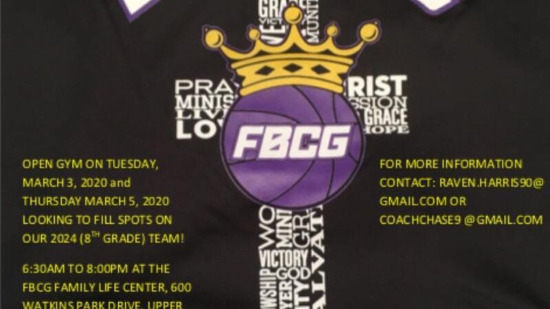 fbcg family life center