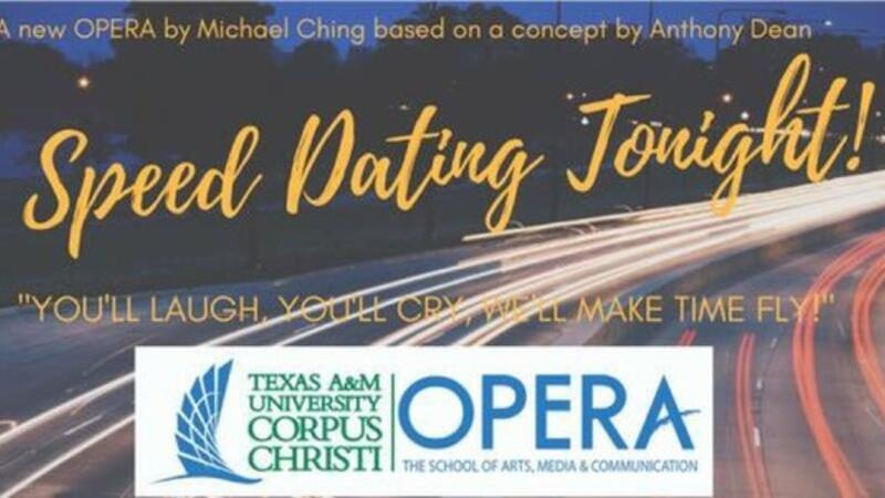 Speed dating tonight opera