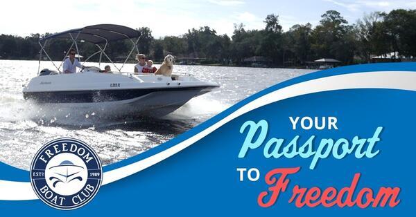 Mar 12 · Open House Mar 12 - Freedom Boat Club @ Camachee Cove