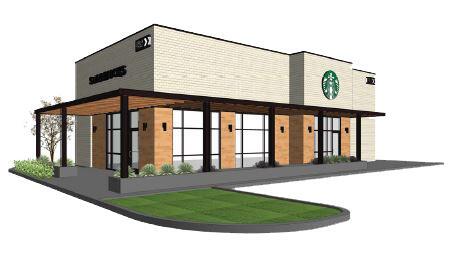 Starbucks Coming Soon to Precinct Line Road (City of North