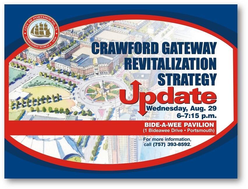Crawford Gateway Revitalization Strategy Meeting Bide A Wee Pavilion Wednesday August 29 6 00 P M City Of Portsmouth Mdash Nextdoor Nextdoor