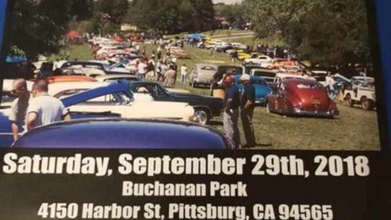 Sep Nd Annual Pittsburg Car Show Day On The Green Nextdoor - Pittsburg ca car show