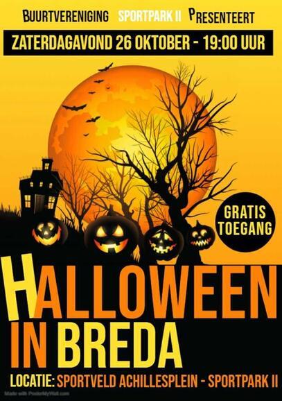 Breda Halloween.26 Okt 2019 Halloween Sportpark Ll Breda Nextdoor