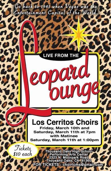 Mar 10 · Los Cerritos Middle School Choirs present