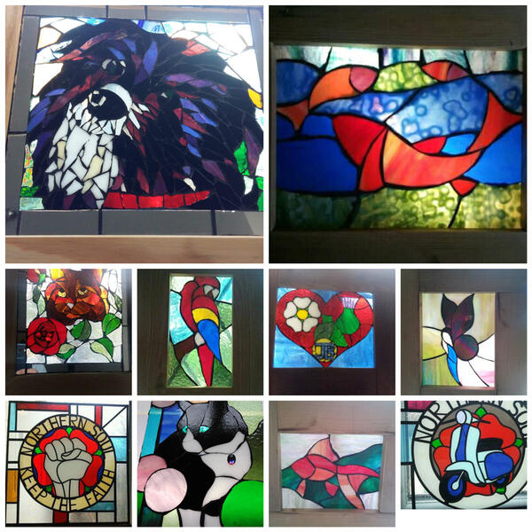 15 Unique Stained Glass Gifts Nextdoor