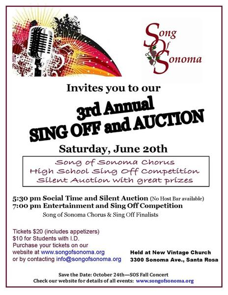 Jun 20 · local singing group supports high school girls