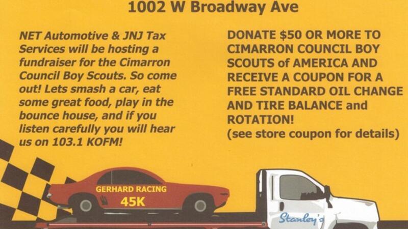 Nov 3 · NET Automotive Car Bash for Scouts — Nextdoor
