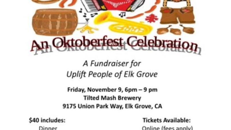 Nov 9 · Oktoberfest fundraiser — Nextdoor